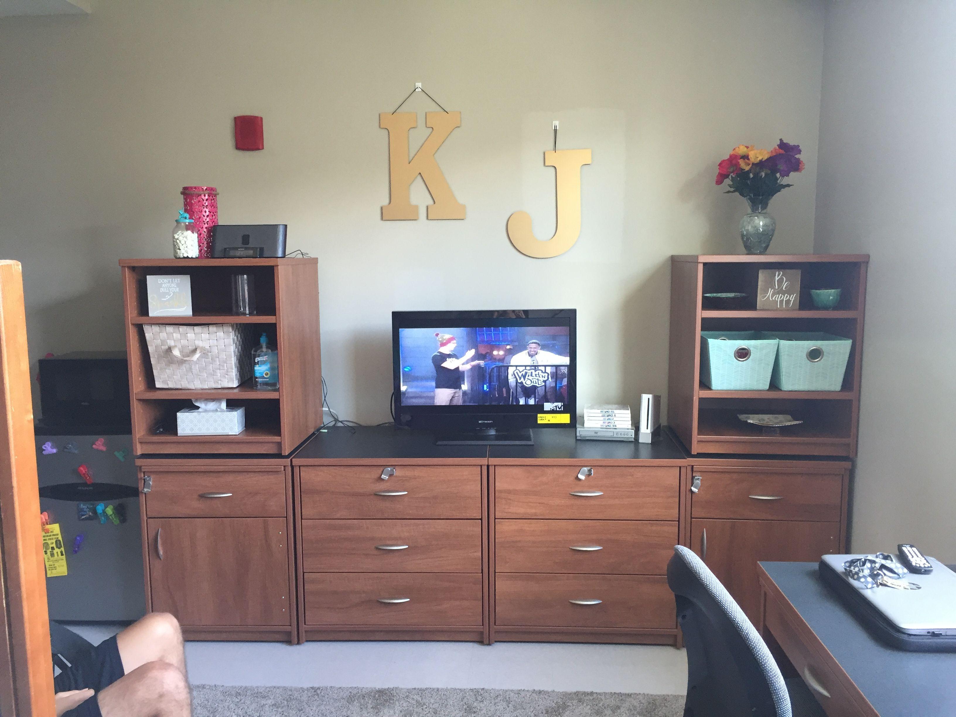 Ball State University Kinghorn Residence Hall Dorm Life