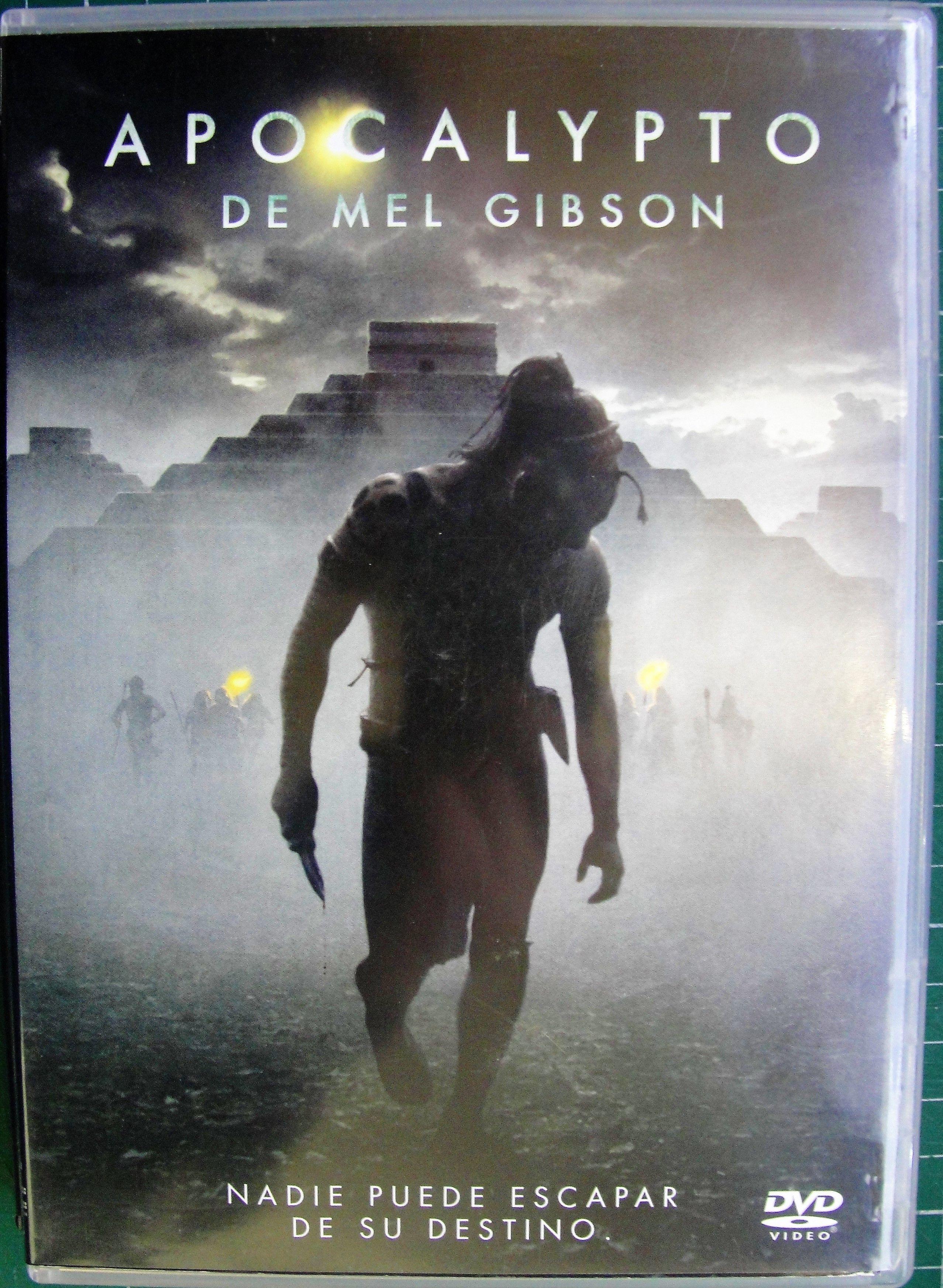 Apocalypto Mel Gibson Barney Night Before Christmas Dvd