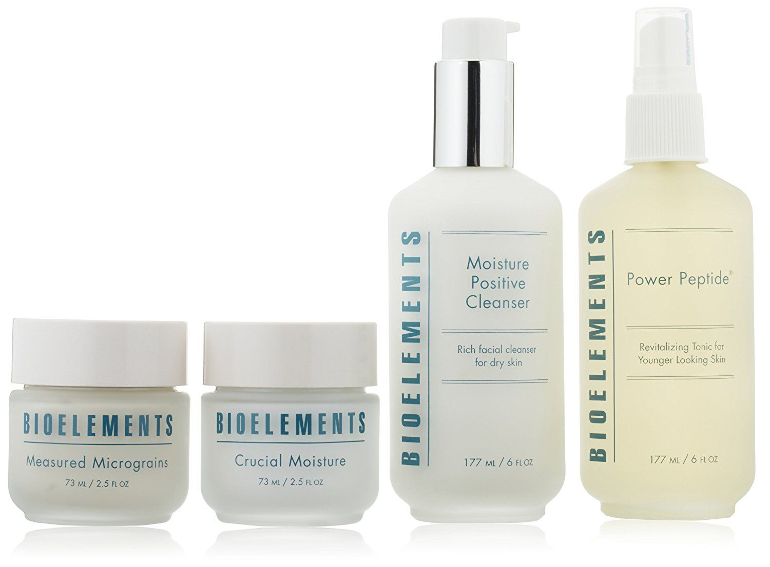 Bioelements great skin in a box dry starter kit check