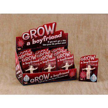 Forum Novelties Novelty Grow A Boyfriend Husband Joke Gag Gift