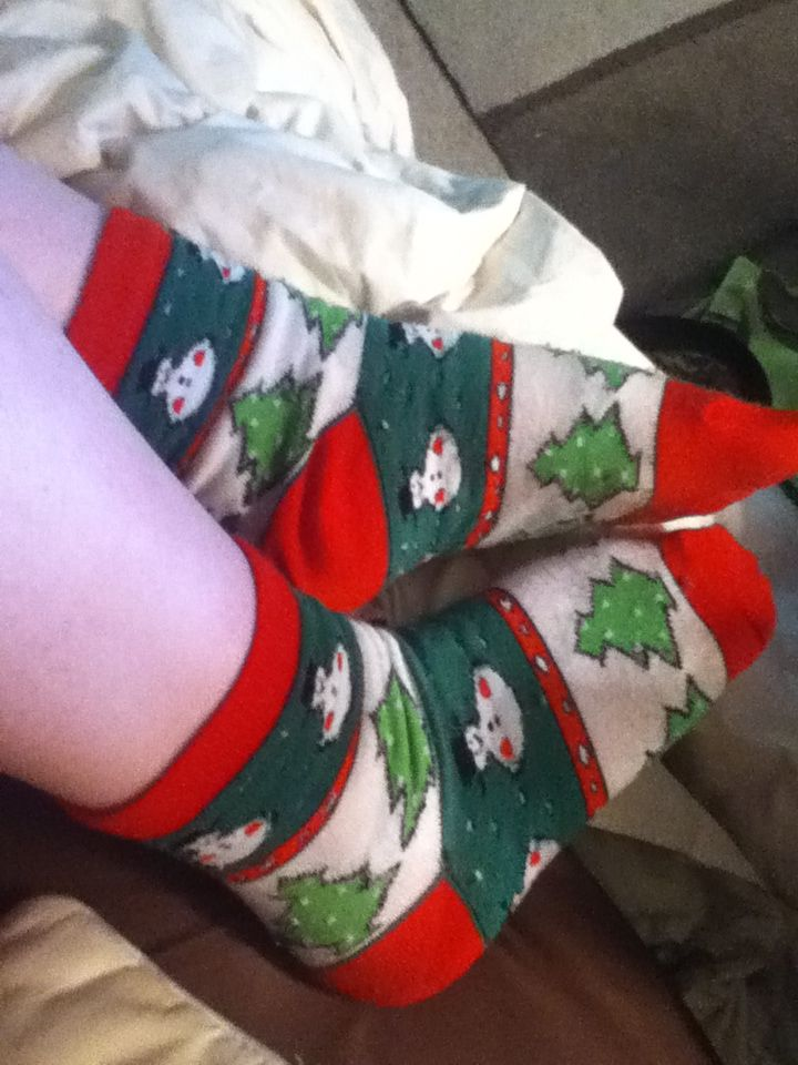 All I want is weird socks. Is that too much to ask