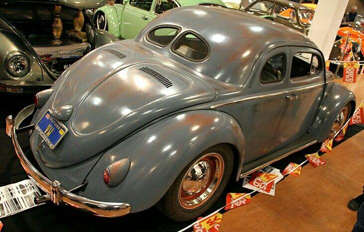 VW Beetle - VW Rosenstiel coupe - Perfect Custom