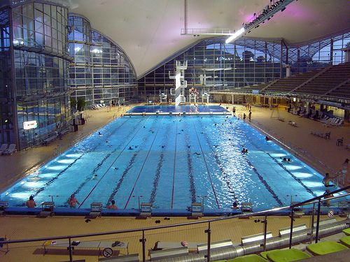 1972 olympic swimming pool in munich oh the places i have been pinterest 1972 olympics - Olympic swimming pool ...