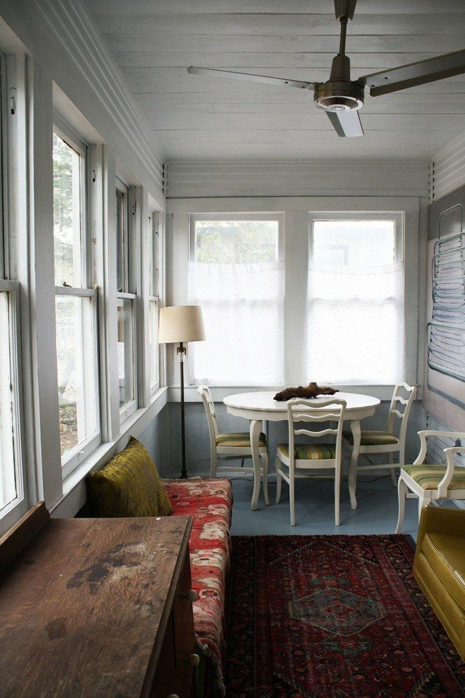 40 Small Enclosed Front Porch Ideas 22 With Images Home Decor