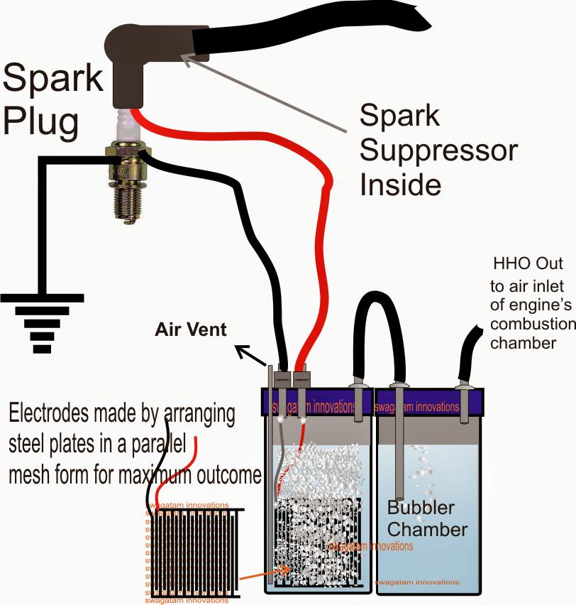 Suzuki Dt  Battery Input To Motor