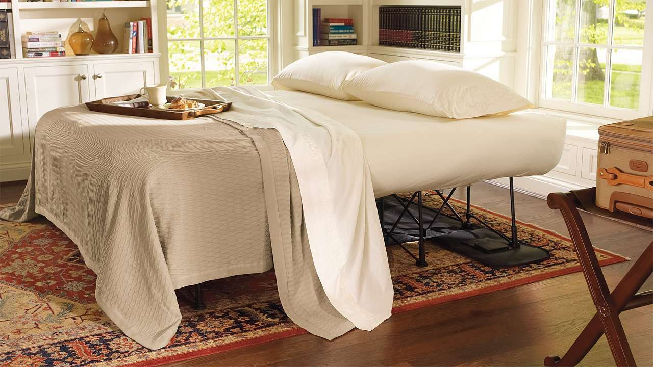 Essential EZ Bed Inflatable Guest Bed. Folds Into a ...