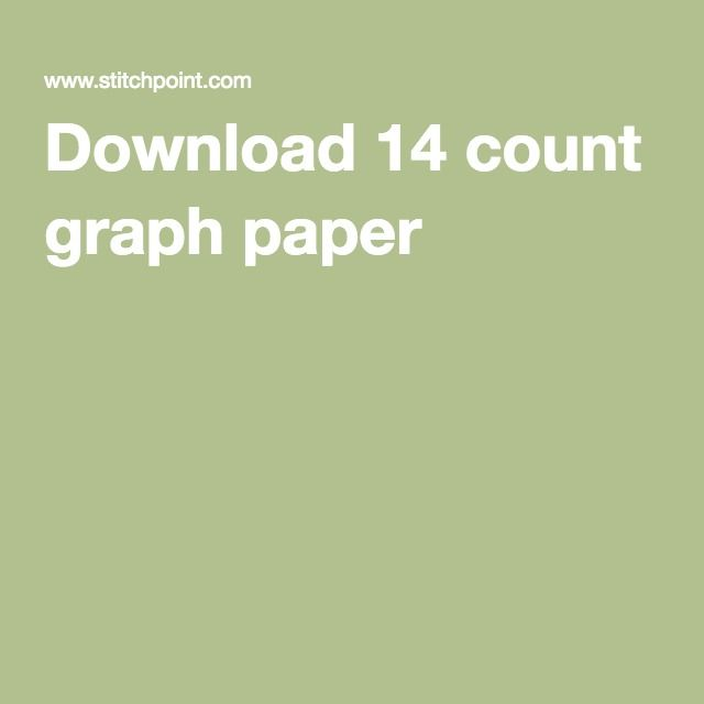 Download 14 count graph paper Bitchinu0027 Stitchin u0027 - Cross Stitch - cross stitch graph paper