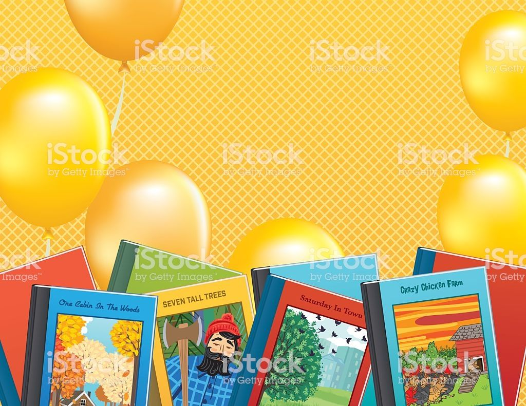 Children S Books Background Border A Row Of Story Books Are Placed Free Childrens Book Childrens Books Book Background