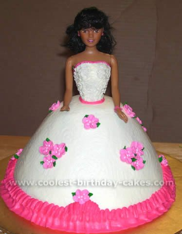Coolest Barbie Birthday Cake Photos and Tips Barbie birthday cake