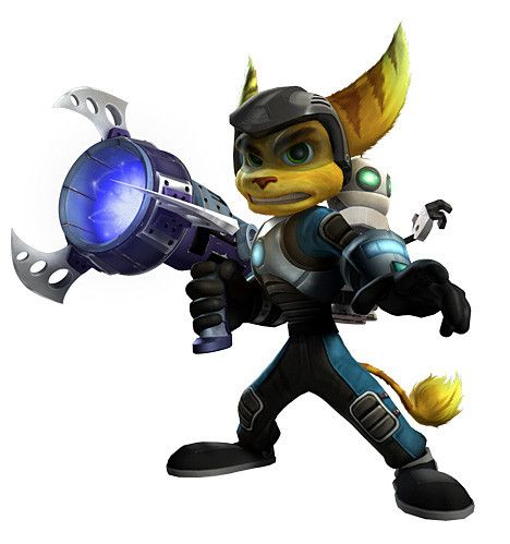 Ratchet Clank The Game Based On The Movie Based On The Game