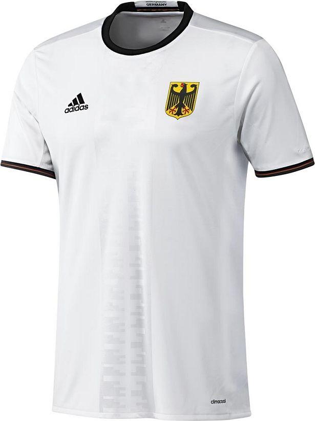 96b5a00bec6 Adidas divulga a camisa titular de futebol da Alemanha para Rio 2016 - Show  de Camisas