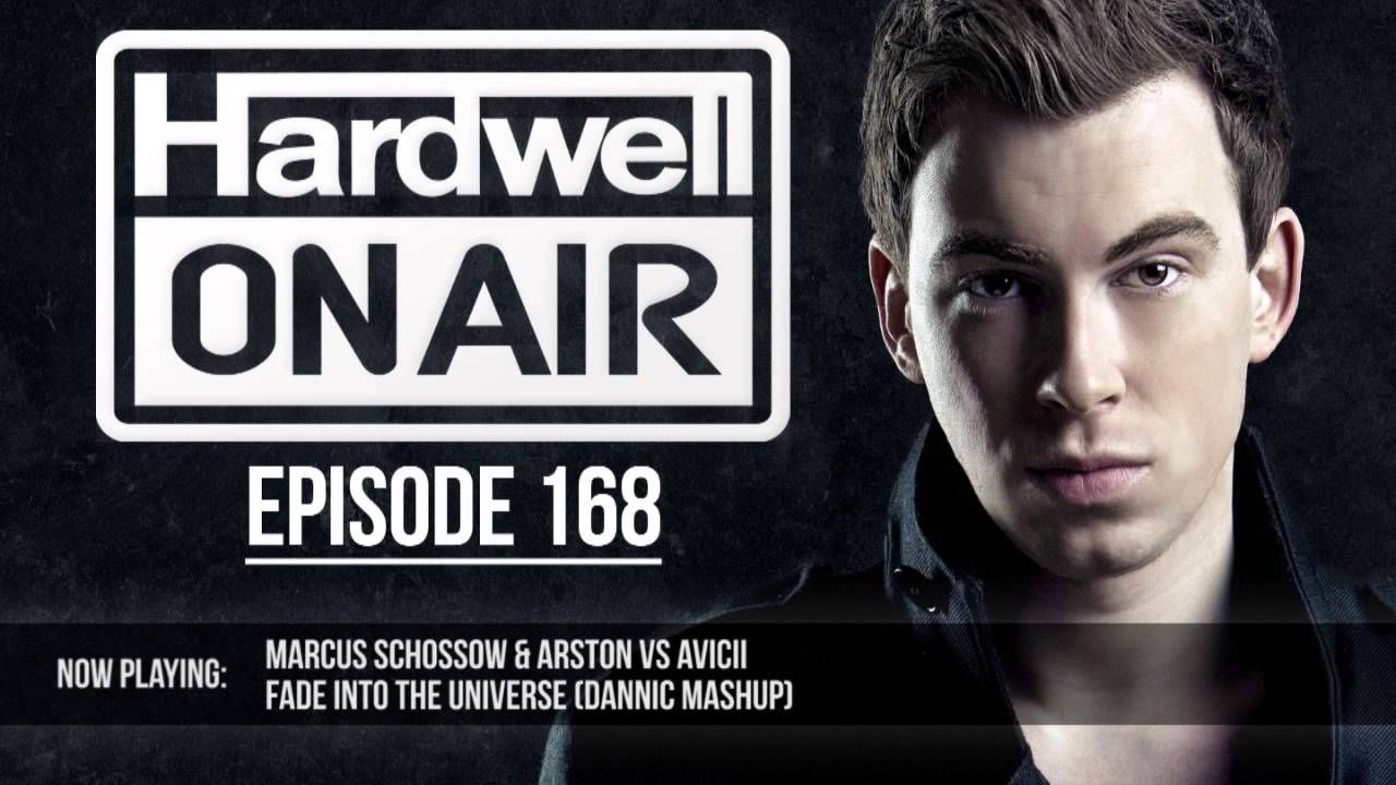 Hardwell On Air 168