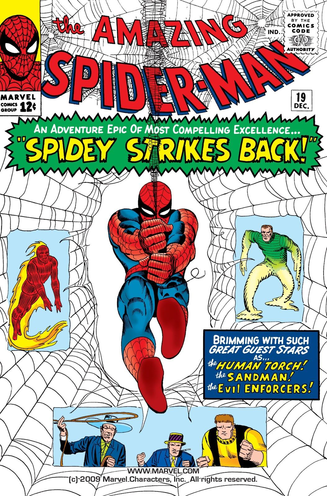 the amazing spider man 1963 issue 19 read the amazing spider
