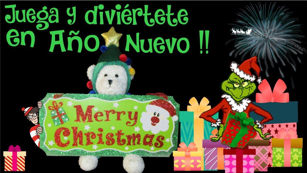 Juego Para Ano Nuevo Juego Games Ano Nuevo Diversion Familia