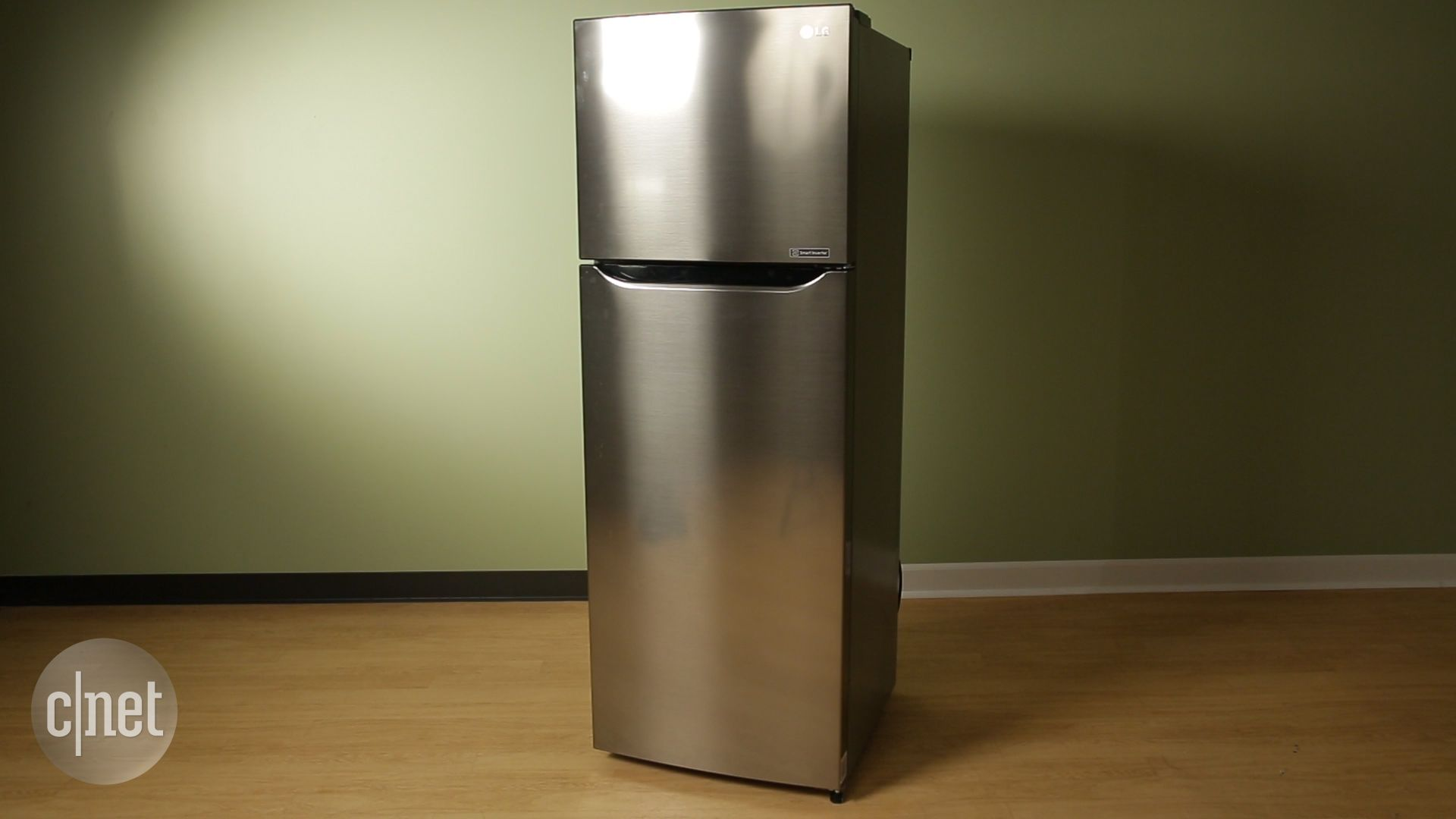 Here's the skinny on LG's smallest fridge video - CNET