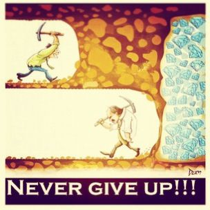 This is why u should never give up