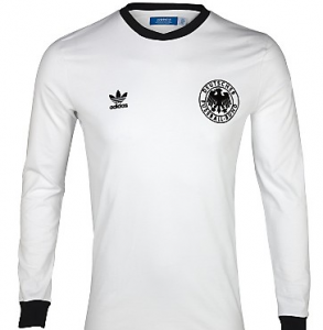 adidas originals retro football shirts