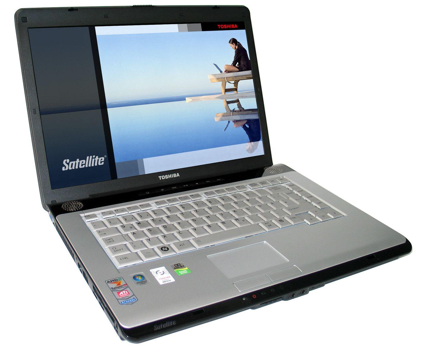 Toshiba Satellite A210 Turion 64 X2 - Windows Vista   My Computer