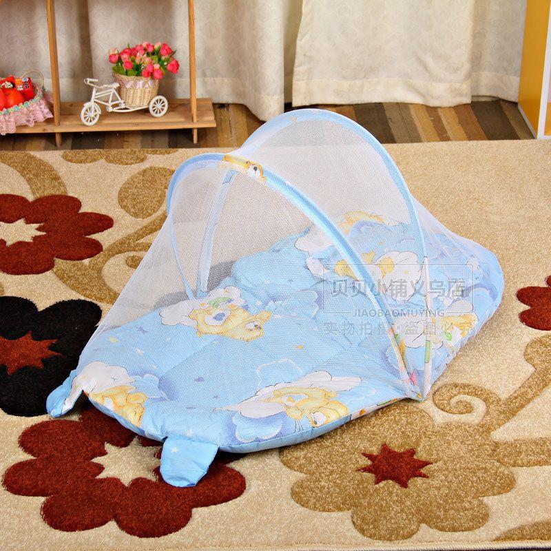 Tragbare Babybett Moskitonetz Zelt Funktion Kinderbett Bett Infant ...