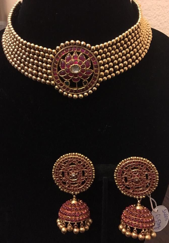Ingenious Bollywood Kundan Ethnic Necklace Earrings Tikka Jewelry Bridal Gift Pink Style Fashion Jewelry