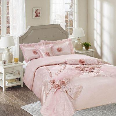 House Of Hampton Tabor 6 Piece Comforter Set Wayfair Comforter