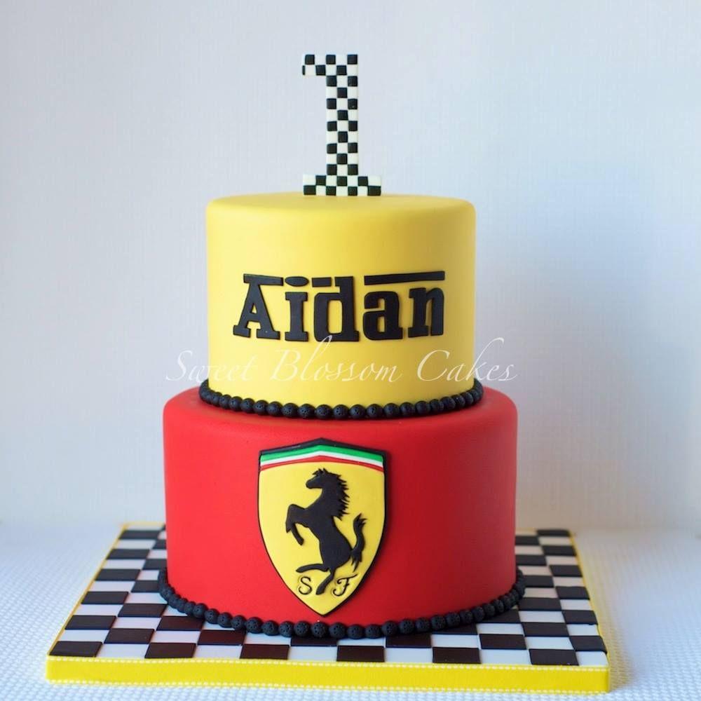 Ferrari Cake Ferrari Cake
