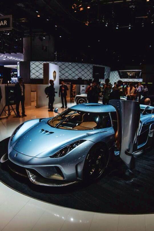 Koenigsegg Regera Pasa Por Marcasdecoches Org Para Saber Mas Sobre