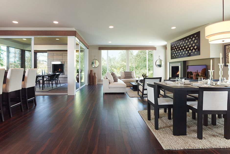 Calusa Q1 Dining Room And Great Room Mainvue Homes