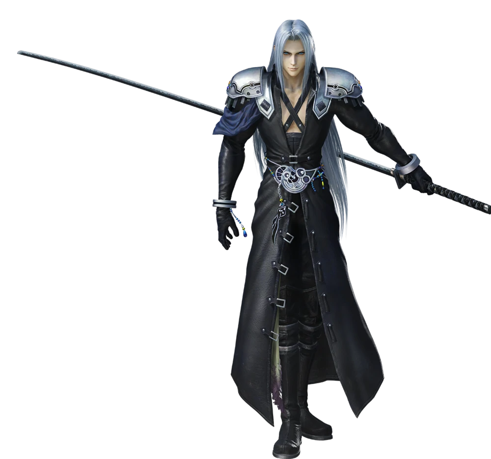 Sephiroth Other Appearances Final Fantasy Wiki Fandom Powered By Wikia Final Fantasy Sephiroth Final Fantasy Characters Final Fantasy
