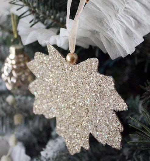 60 Easy Homemade Christmas Ornaments Ideas Ornament, Homemade