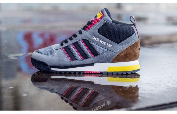 adidas Originals ZX TR Mid | Sneakers men fashion, Adidas shoes ...