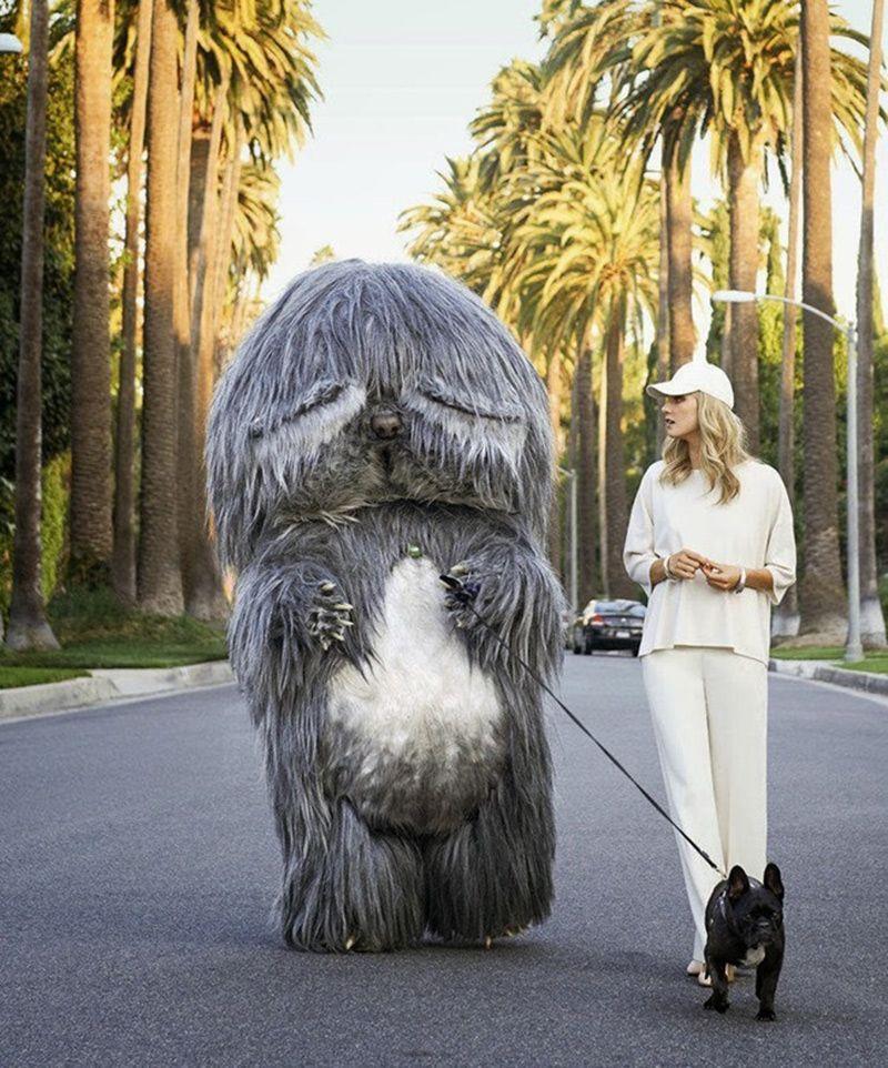 Angela Lindvall (& Friends) for Harpers Bazaar