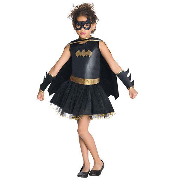 Batgirl Tutu Costume - JCPenney Costume ideas Pinterest Tutu - halloween costumes 2016 ideas