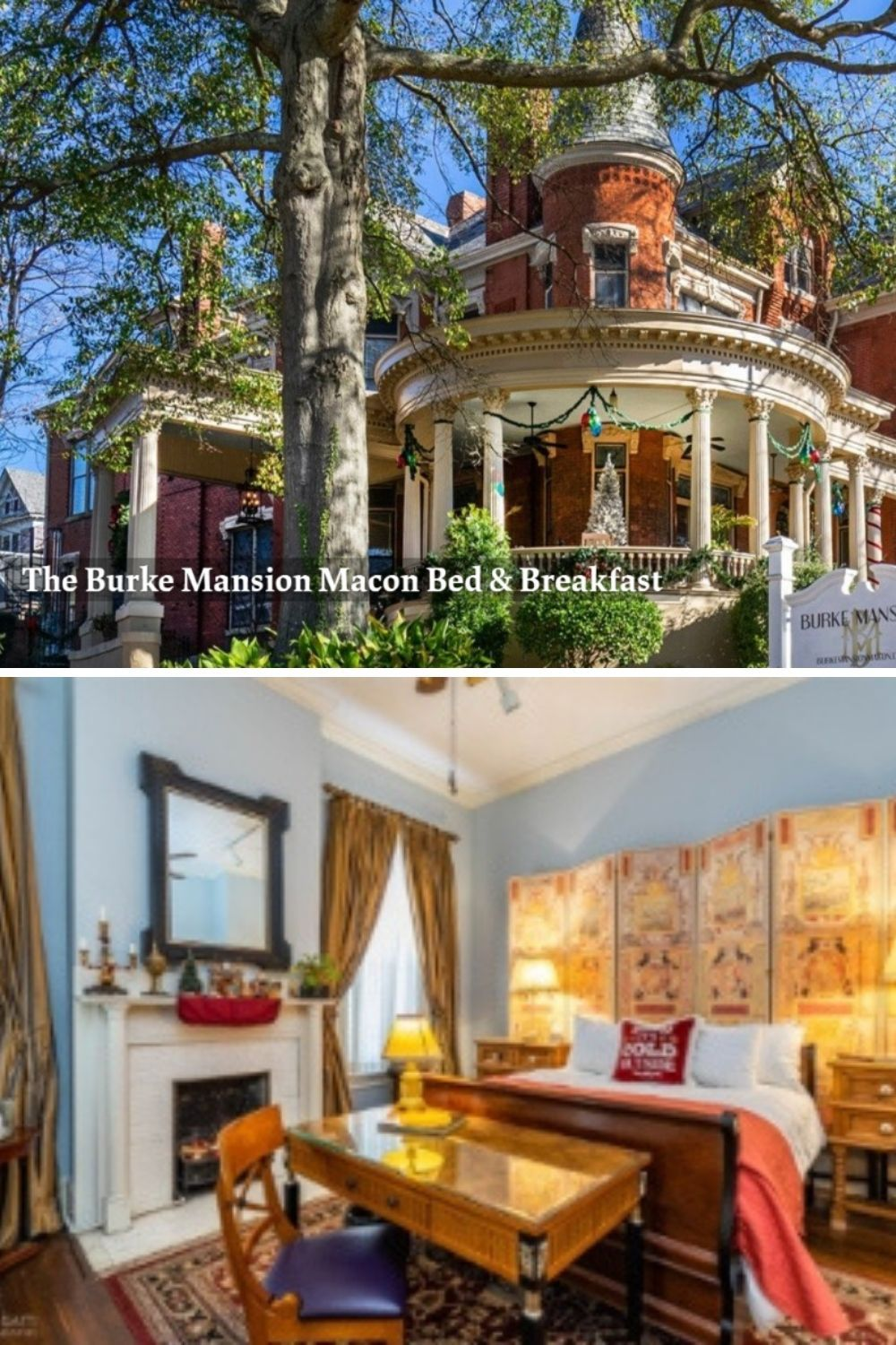 For sale impeccably furnished the burke mansion is