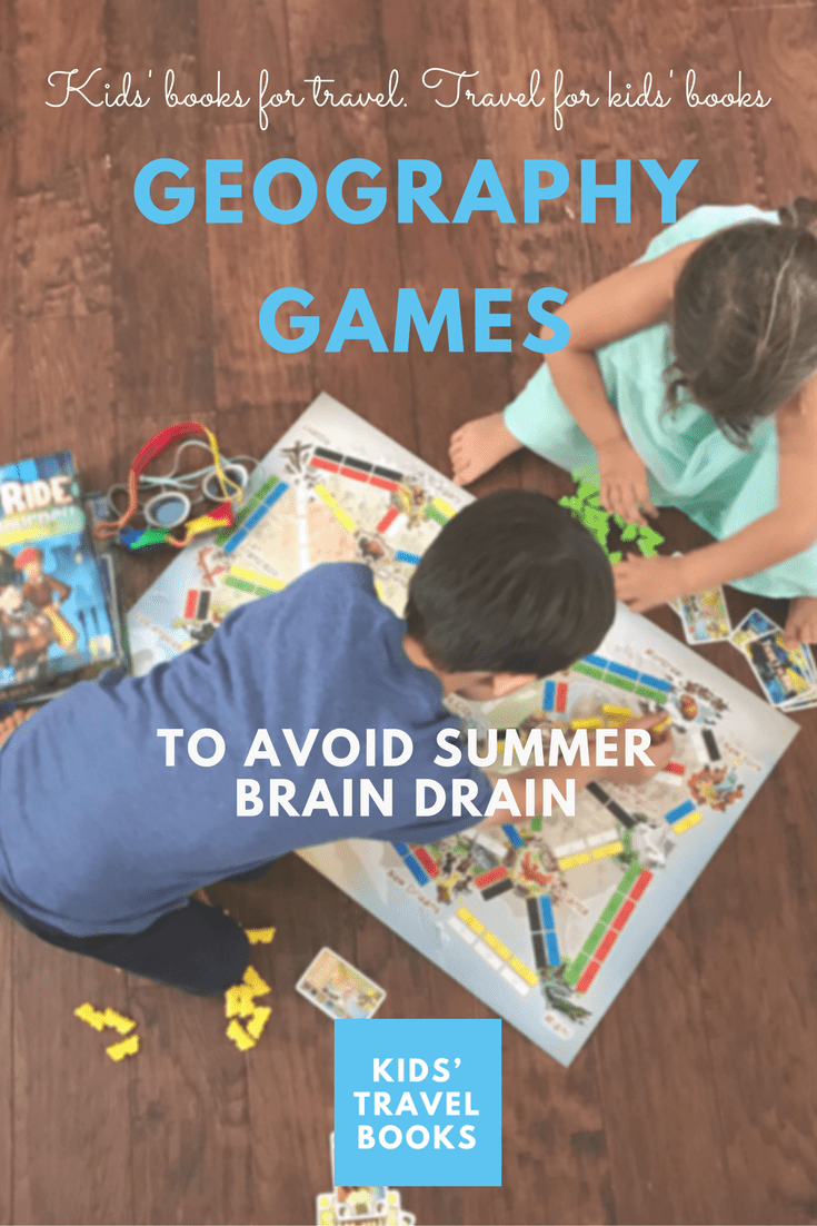 The Best and Most Fun Geography Games for Kids Geography