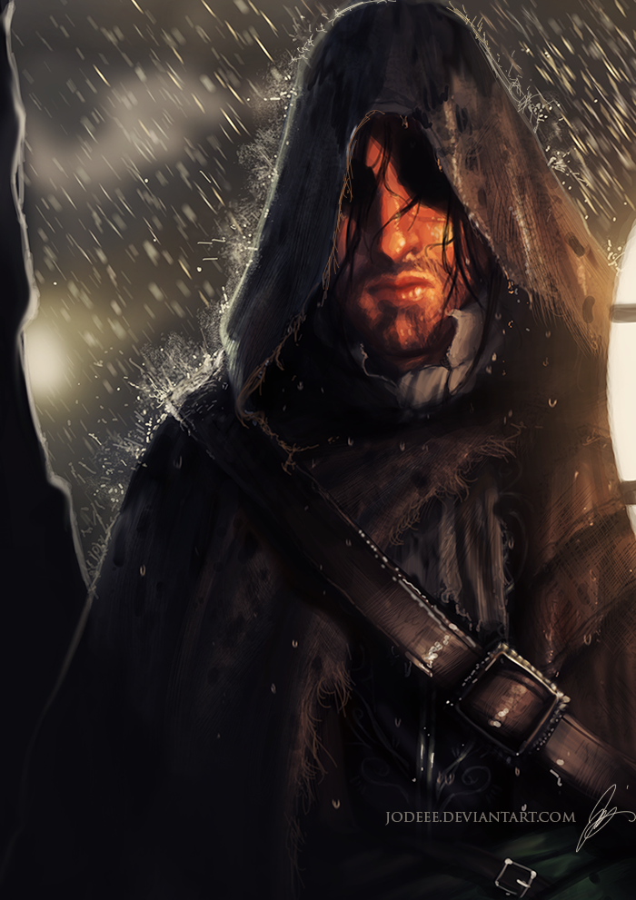 Arno Ala Dead Kings Speed Painting By Jodeeeart Assassin S Creed