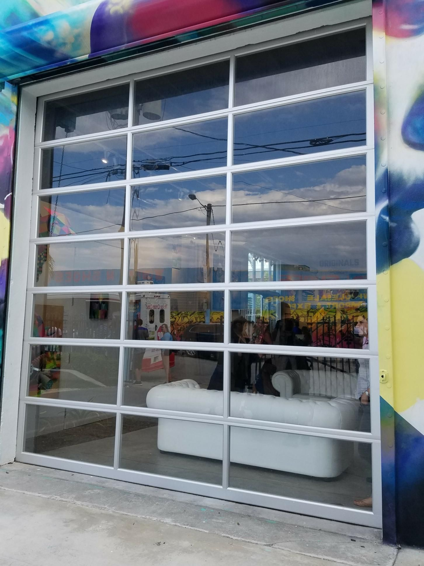 modern glass garage doors. Lux Garage Doors Provide A Curated Collection Of Modern Contemporary Aluminum Glass Doors. Full O