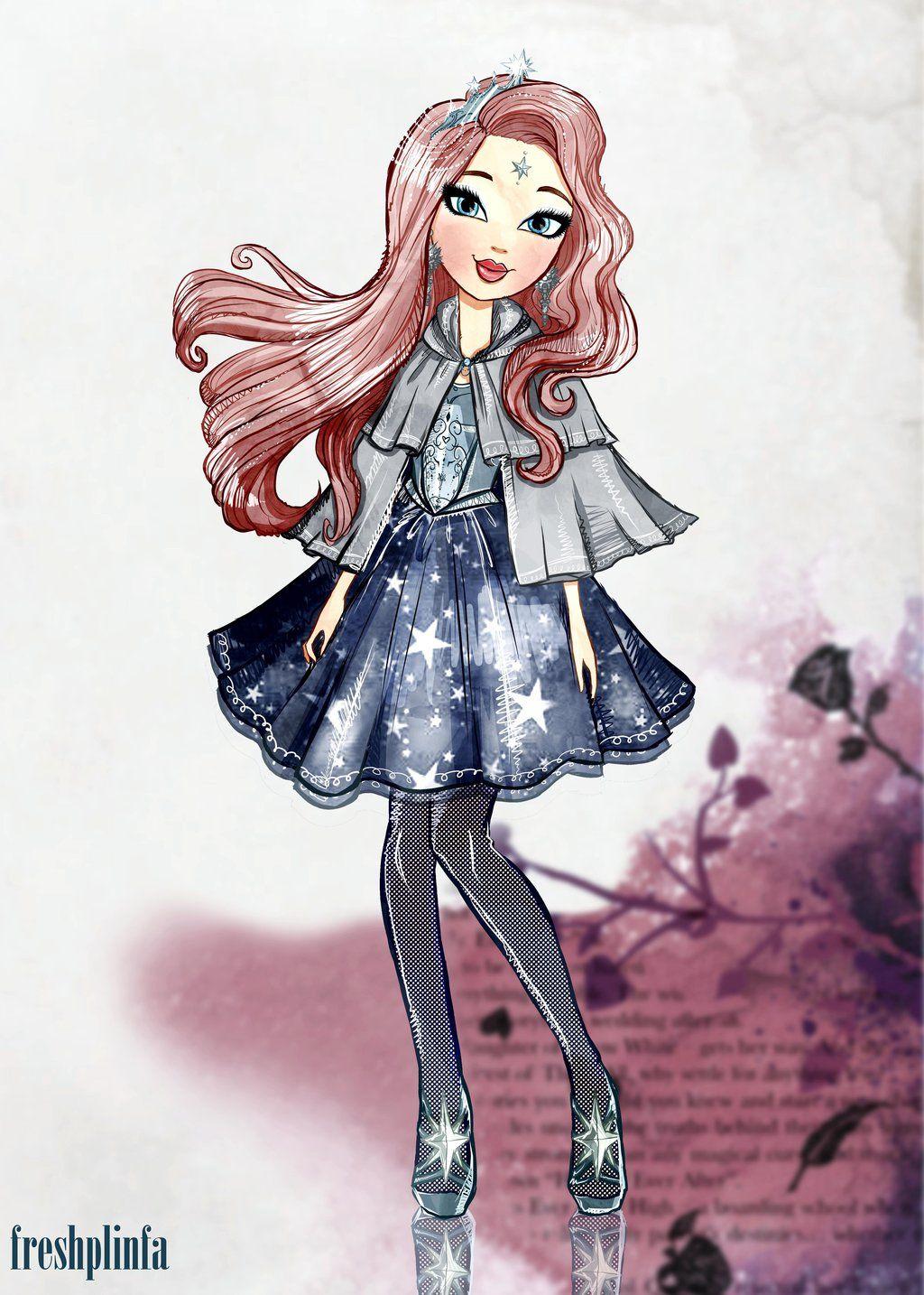 Oc Lucia Lada Star Eah Style By Princeivy Freshp Deviantart Com