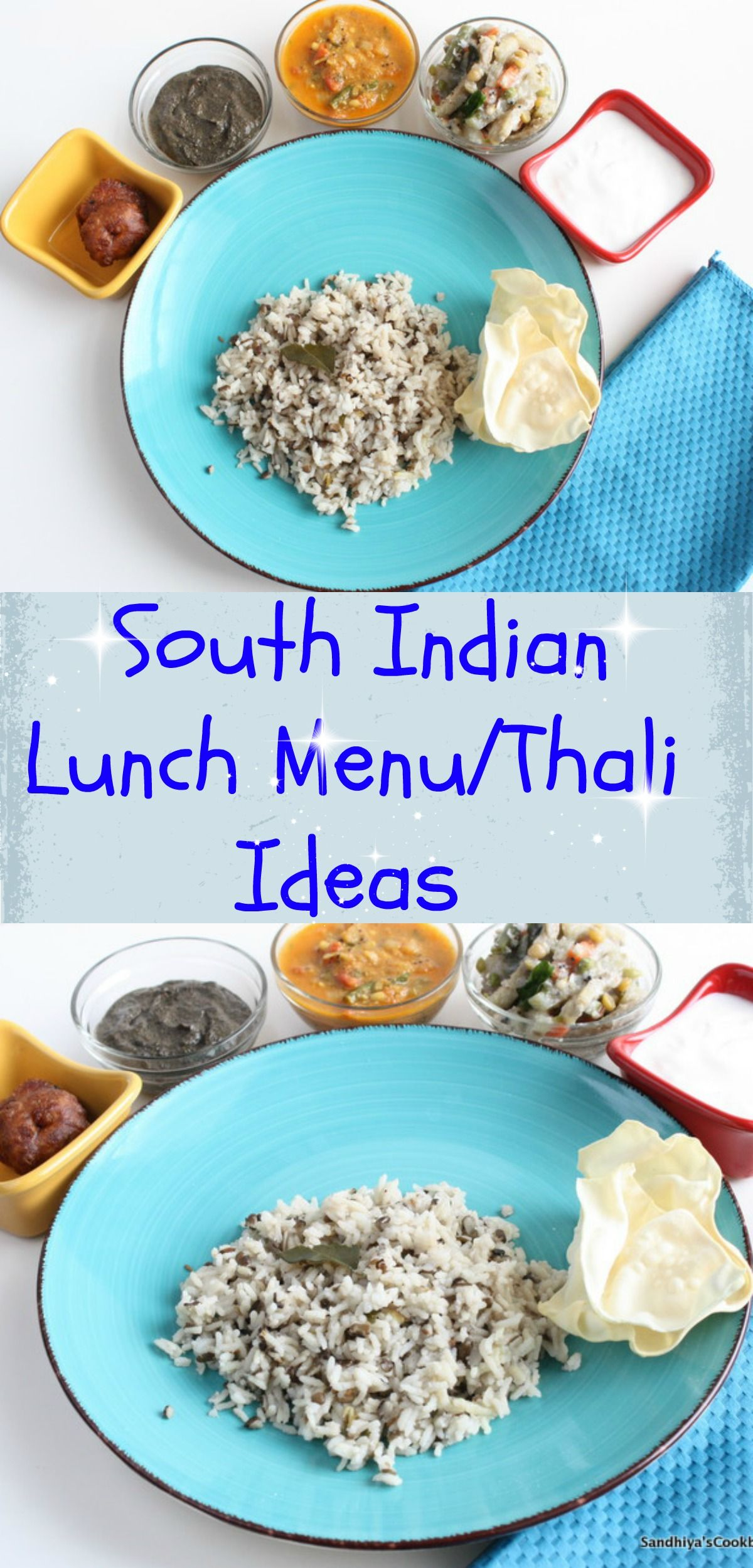Lunch menu 1 lunch menu menu and lunches lunch menu 1 south indian lunch thali lunch ideas forumfinder Gallery