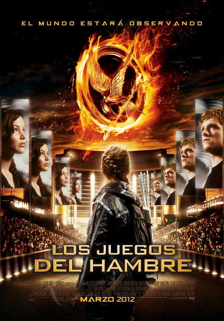 Juegos Del Hambre 2 Peliculas Pinterest Hunger Games