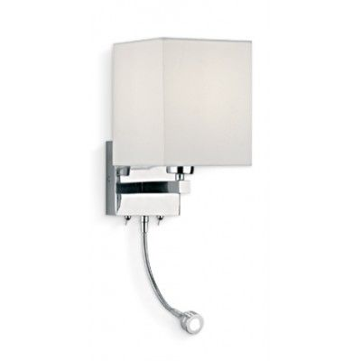 Superb WL11034 Headboard Wall Lamp With LED Reading Light