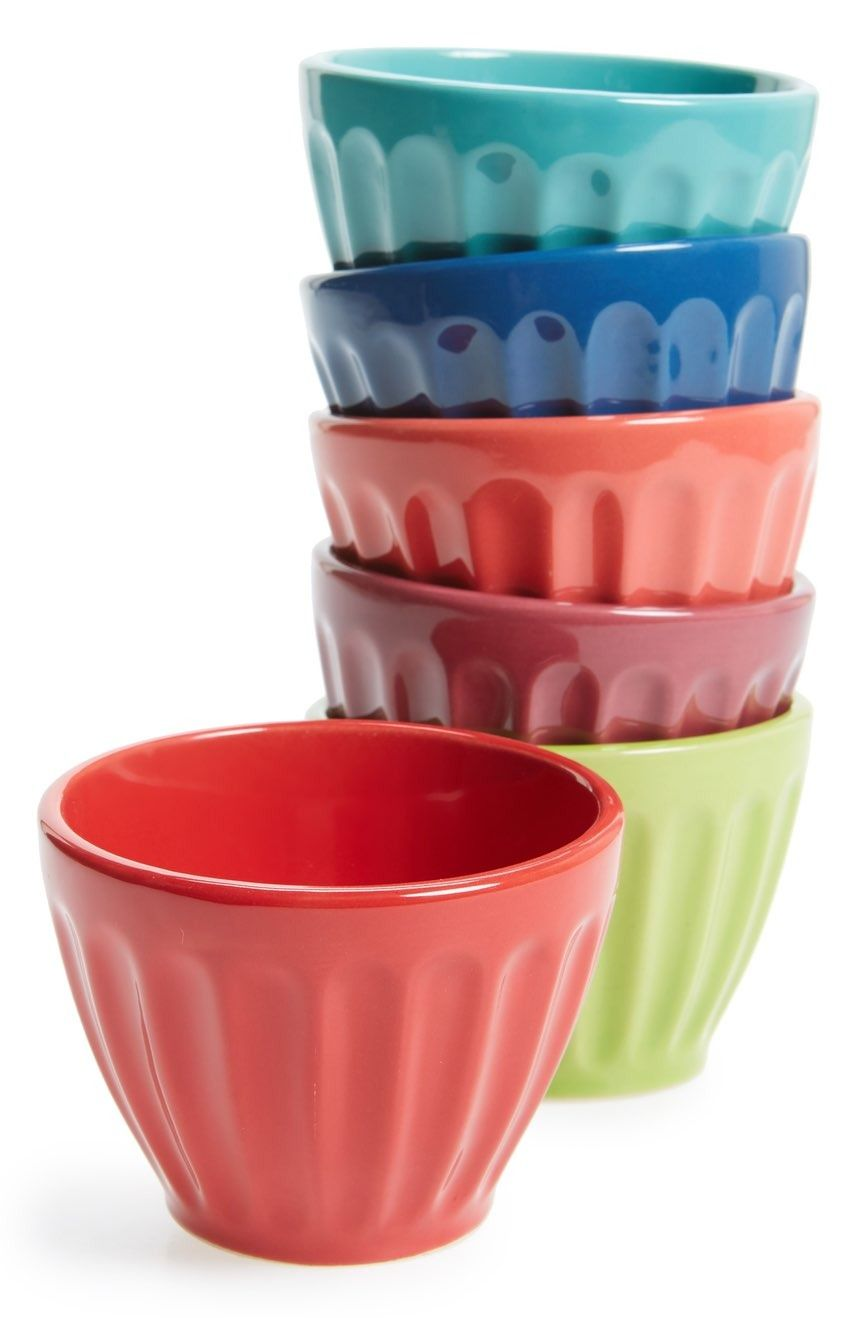 Crushing On These Brightly Colored Bowls That Are Dishwasher And Microwave Safe Rainbow Kitchen Bowl American Atelier