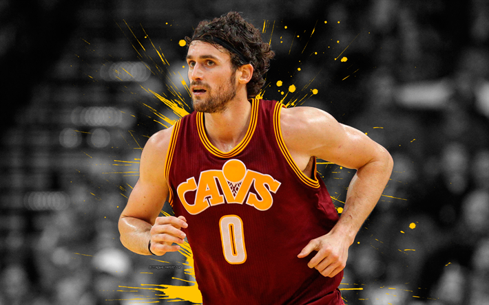 Download Wallpapers Kevin Love 4k Cavs Basketball Players Nba Cleveland Cavaliers Grunge Basketball Art Besthqwallpapers Com Kevin Love Basketball Players Nba Basketball Players