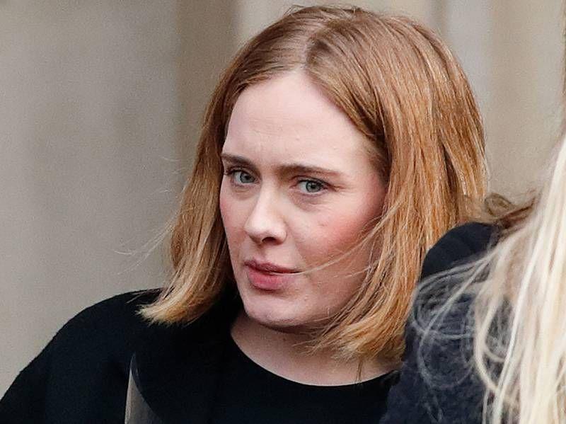 Adele 45 Kilo Abgenommen Diat Geheimnis Geluftet Adele
