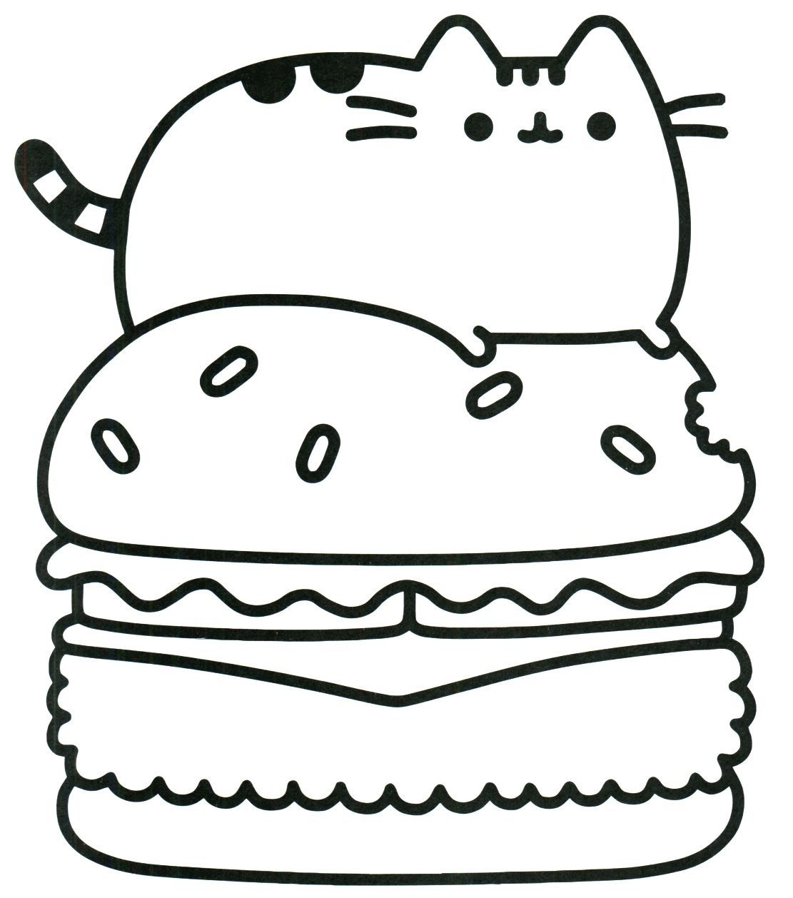 25 Inspired Photo Of Pusheen Cat Coloring Pages Entitlementtrap Com Cat Coloring Book Pusheen Coloring Pages Unicorn Coloring Pages