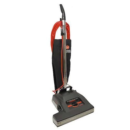 Hoover Commercial C1800 010 Conquest Extreme Upright Vacuum Hoover Vacuum Cleaner Upright Vacuums Vacuums