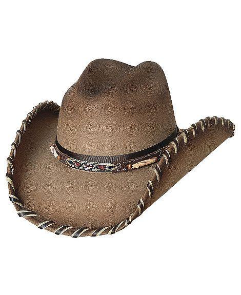 cbf89dbcd6812e Bullhide Cheyenne Wool Cowgirl Hat Western Hats, Cowgirl Hats, Cowgirl  Chic, Cowgirl Style