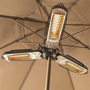 Electric Umbrella Heater Just Ordered Mine So Excited