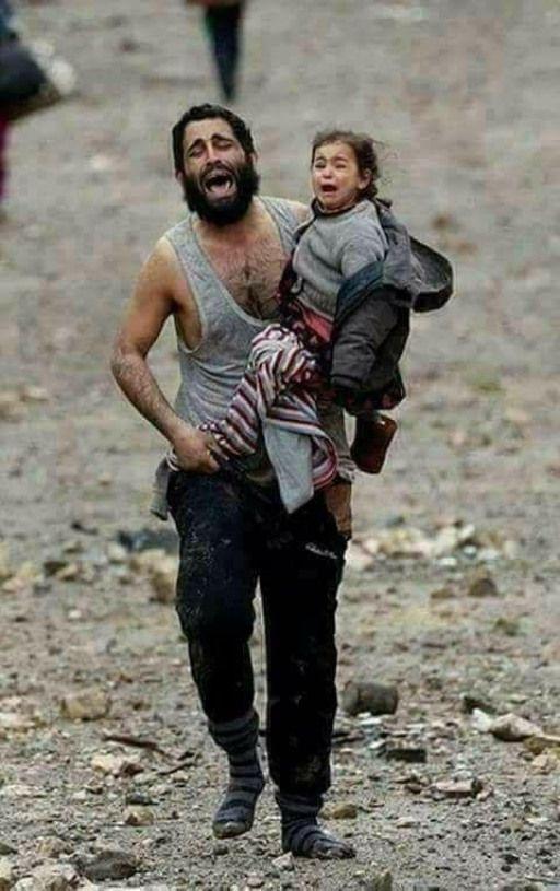 Febrary 2018 #syria #syria #refugees