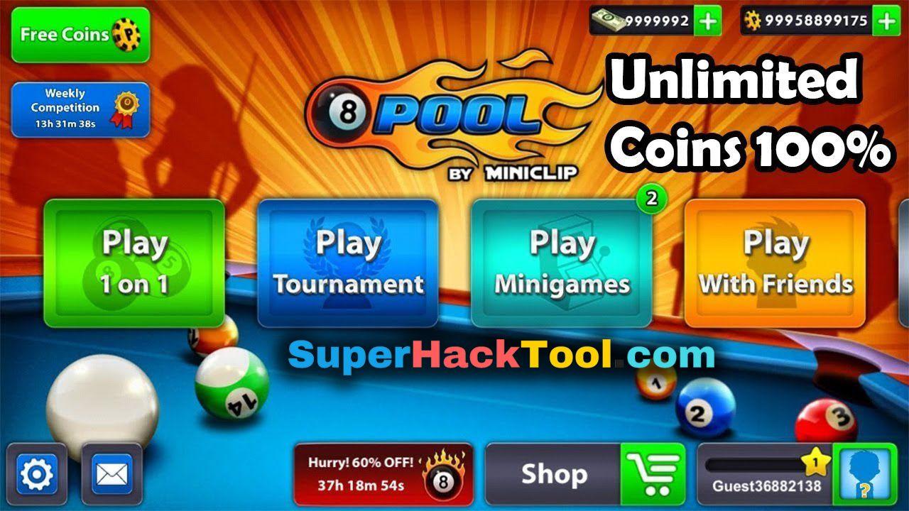 Apk download 8 ball pool hack tool get 9000000 free cash